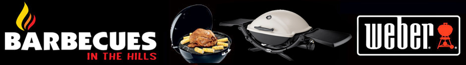Barbecues In The Hills – BBQ, Weber Q, Charcoal Kettle BBQ, Large Gas BBQ 's