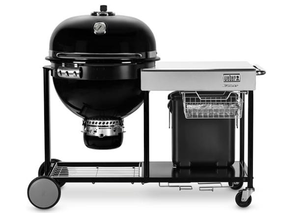 Weber Summit Charcoal Holzkohlegrill : Weber charcoal grill shelf new your local weber grill dealer gr